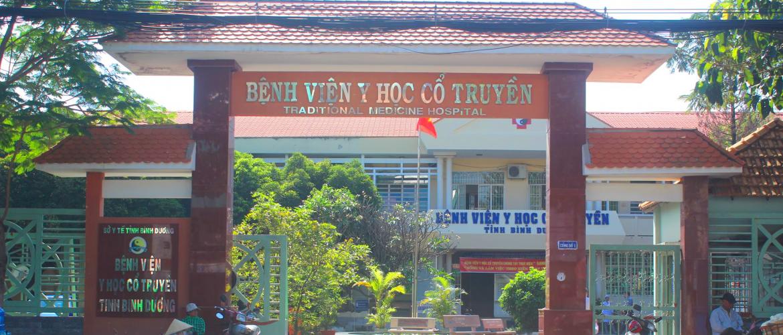 Bệnh viện Y Học Cổ Truyền Bình Dương